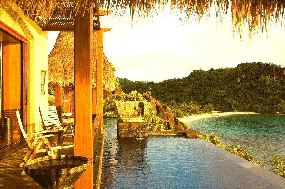 Resorts, Travel, Seychelles, Spa