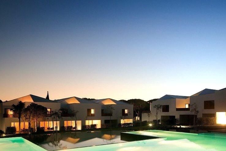 Portugal, Sunset, Resorts, Pine Cliffs, Algarve