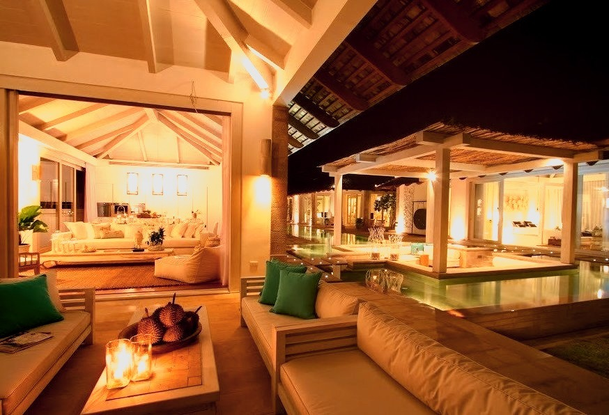 Villas, Interiors, Ko Samui, Luxury, Thailand