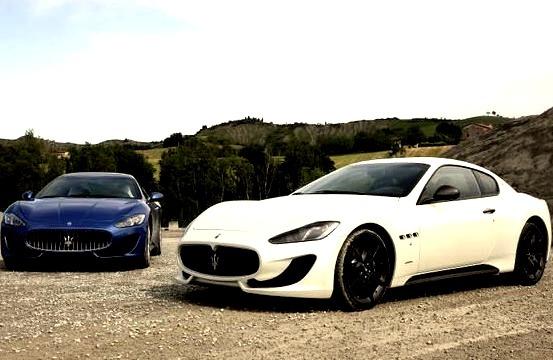 Two Maseratiswww.DiscoverLavish.com