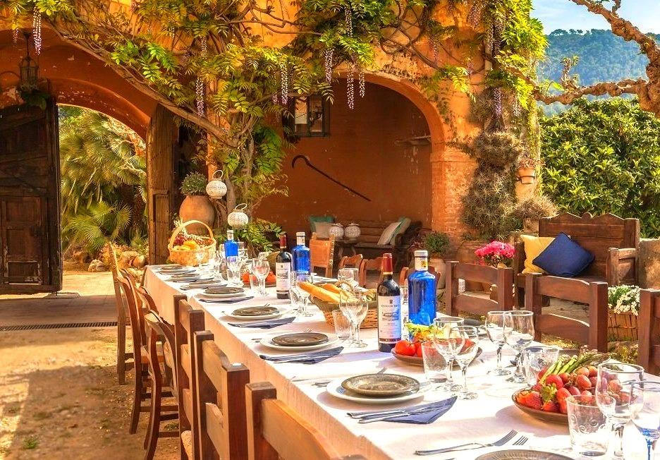 Travel, Villas, Spain, Country Retreats, Sitges