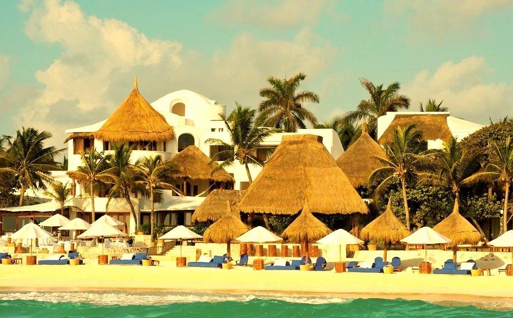 Travel, Mexico, Resorts, Riviera Maya, Spa