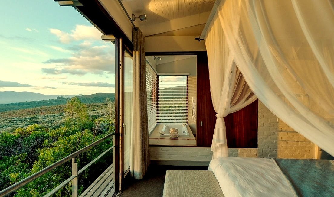 Resorts, Eco, Lodges, South Africa, Nature