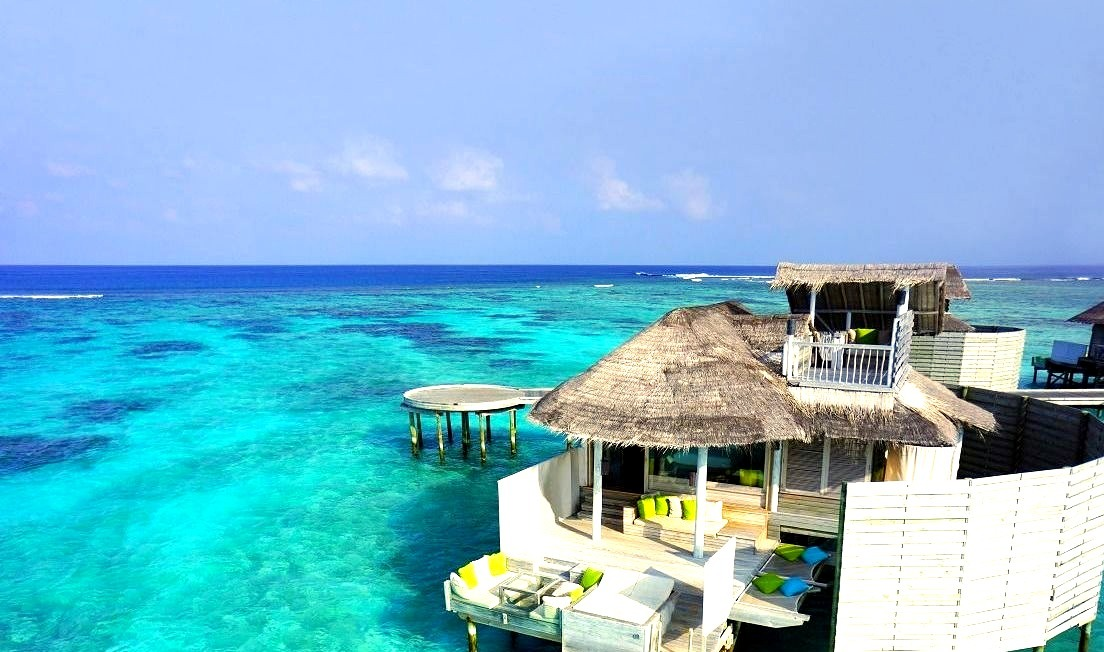 Top 10 Best Rated Maldives Hotels