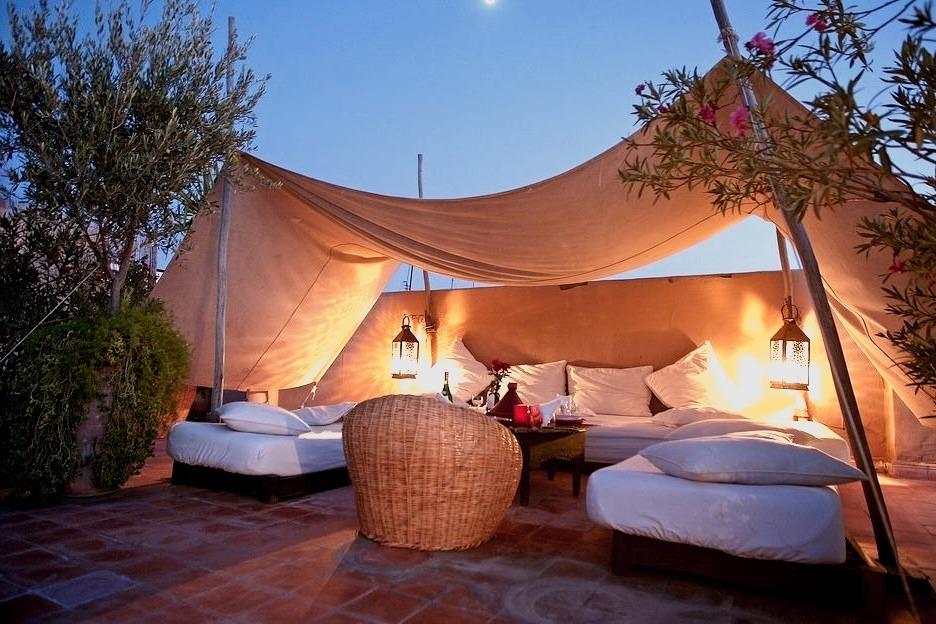 Riad 02 -Marrakech, Morocco