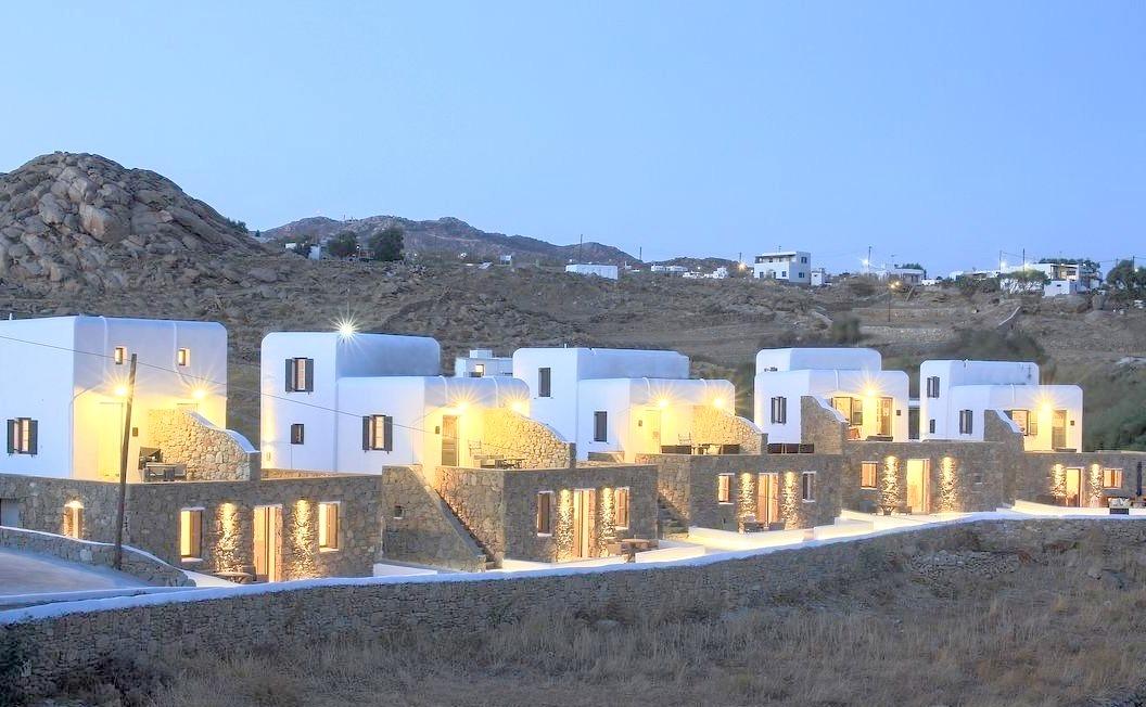 Almyra Guest Houses - Mykonos, Greece