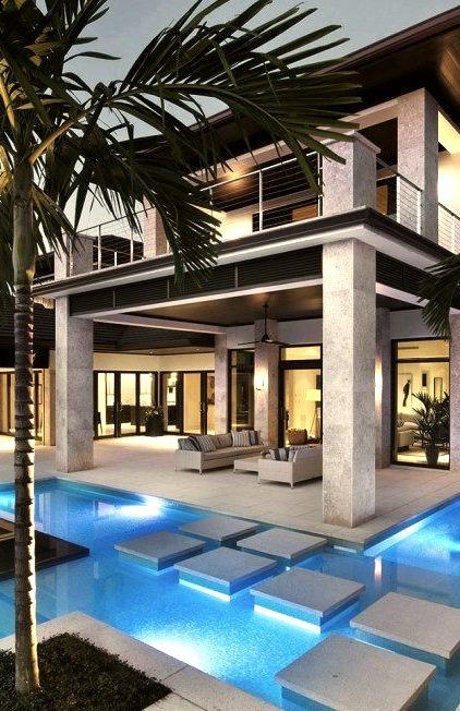 Poolside, Garden, Swimming Pool, Pool, Exterior